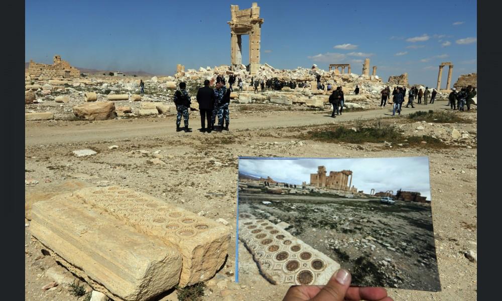 Presente e futuro del patrimonio artistico in Siria e in Iraq