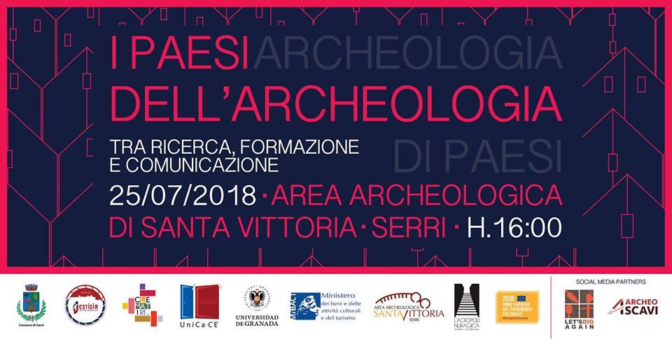 I Paesi dell'Archeologia – Ricerca, Formazione e Comunicazione