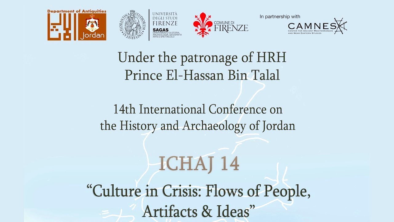 Culture in Crisis: Flows of Peoples, Artifacts and Ideas