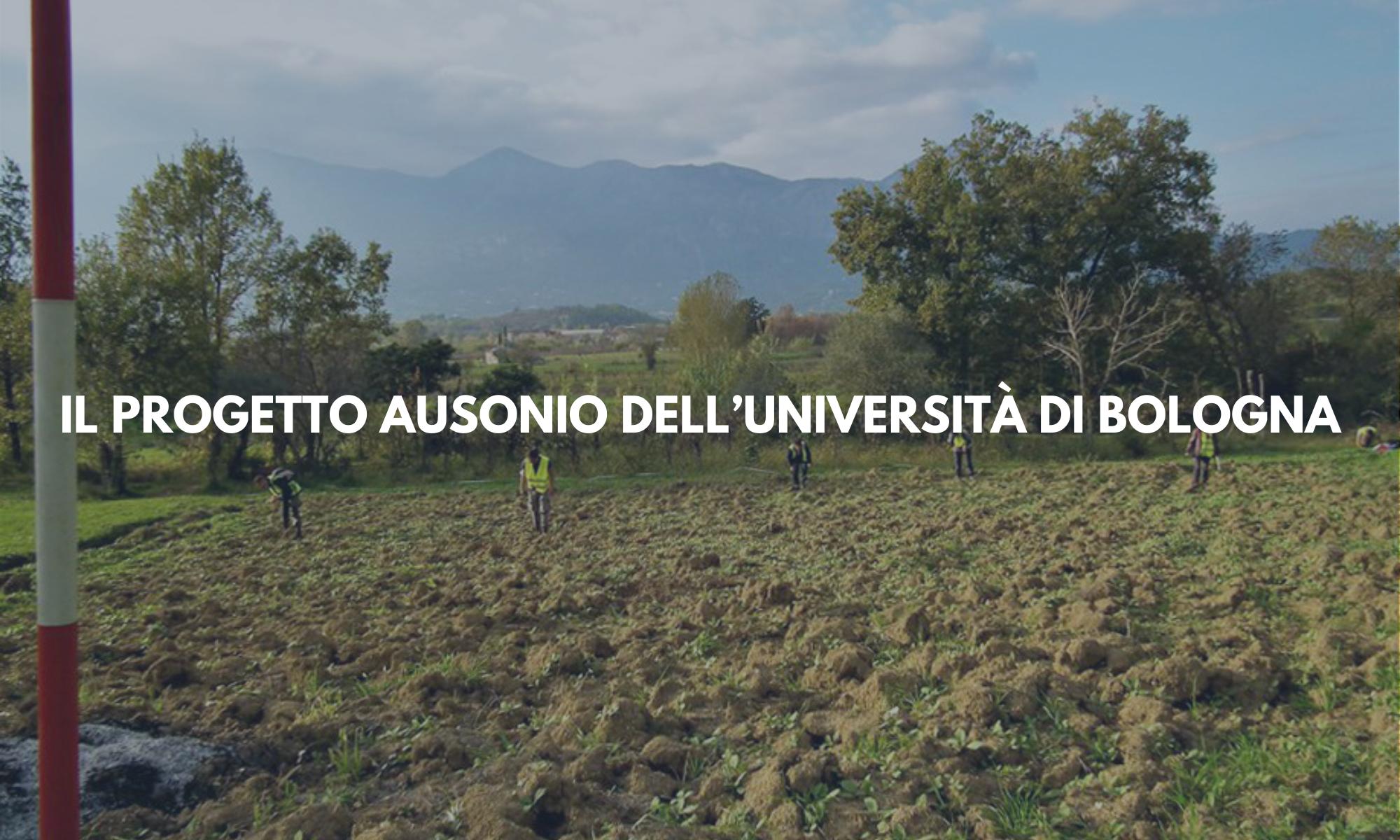 Il Progetto Ausonio dell'Università di Bologna
